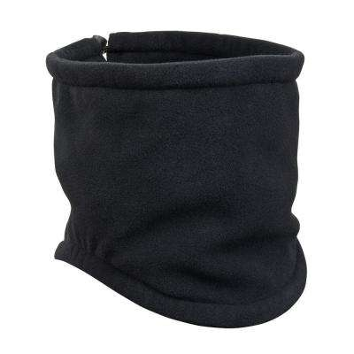 Black Deluxe Fleece Gaiter