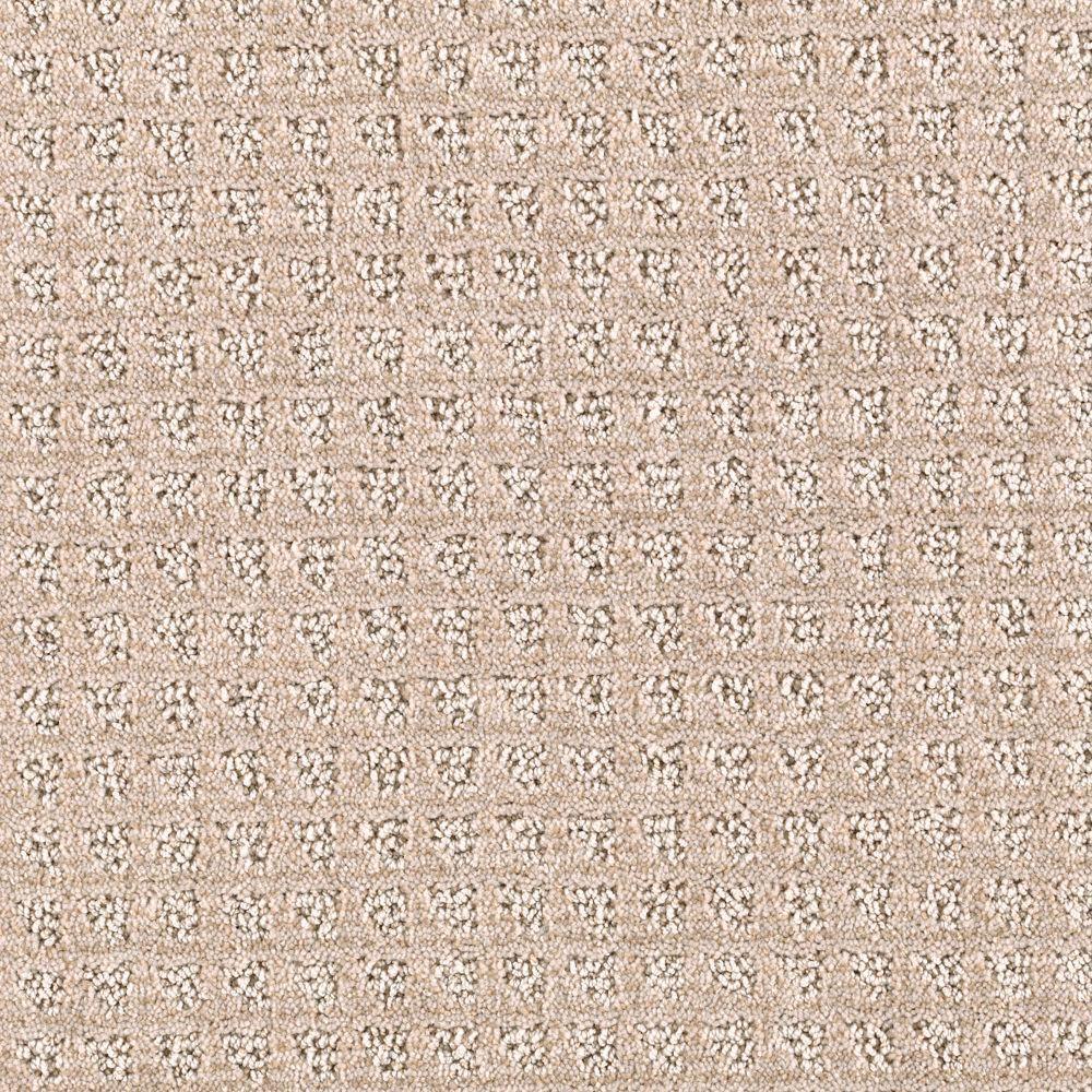 Essex II - Color Sand Dollar 12 ft. Carpet