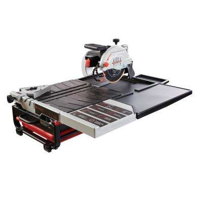 Professional 15 Amp/115-Volt 10 in. Wet Tile Saw