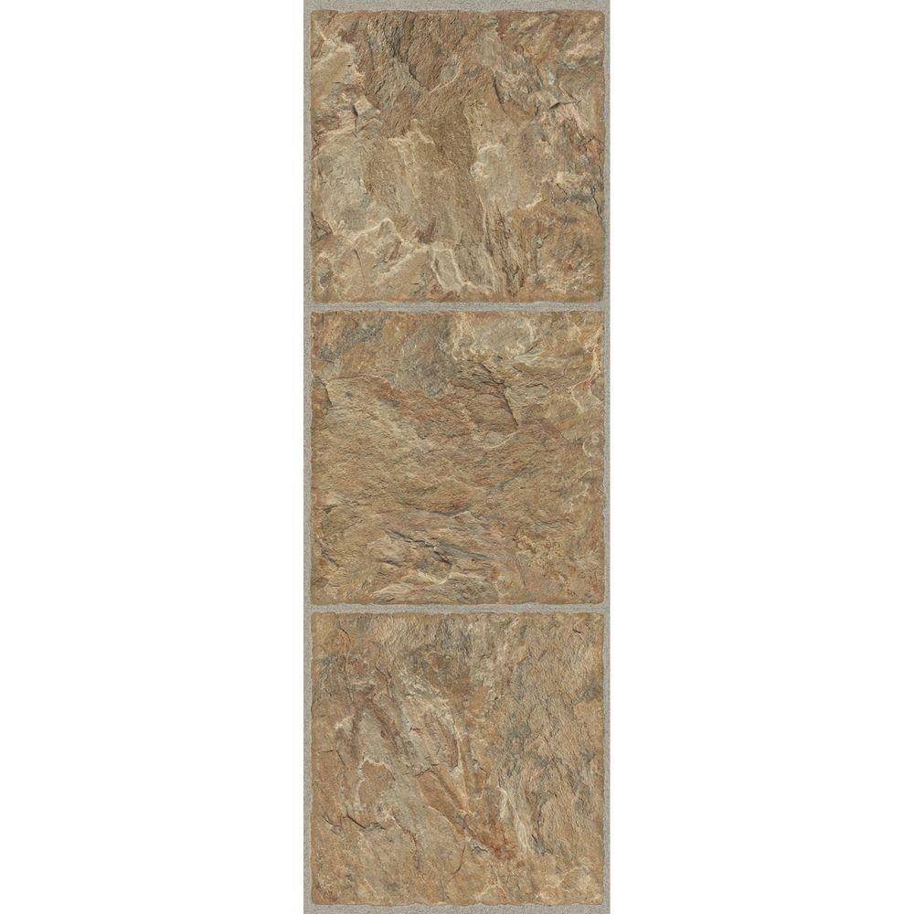 Trafficmaster allure 12 in x 36 in sedona luxury vinyl tile trafficmaster allure 12 in x 36 in sedona luxury vinyl tile flooring 24 sq ft case 2601100 the home depot dailygadgetfo Image collections
