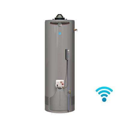 Performance Platinum 50 Gal. Tall 12 Year 36,000 BTU ENERGY STAR Ultra Low NOx Natural Gas Water Heater with WiFi Module