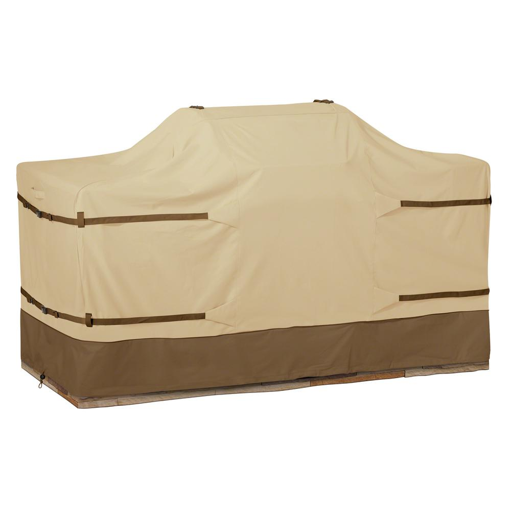 Classic Accessories Veranda Large Center Head Island Grill Cover