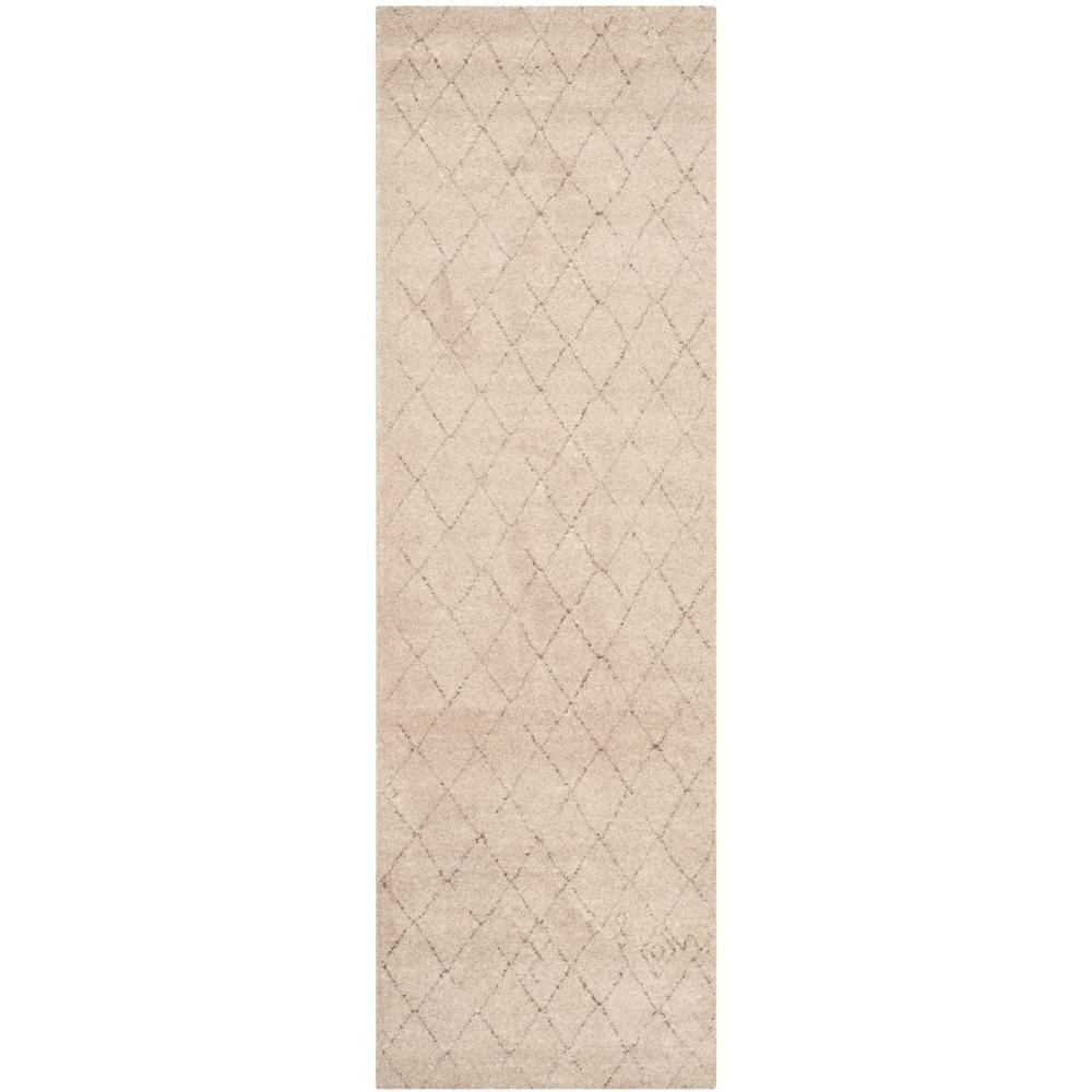 Safavieh Tunisia Ivory 3 ft. x 12 ft. Runner Rug