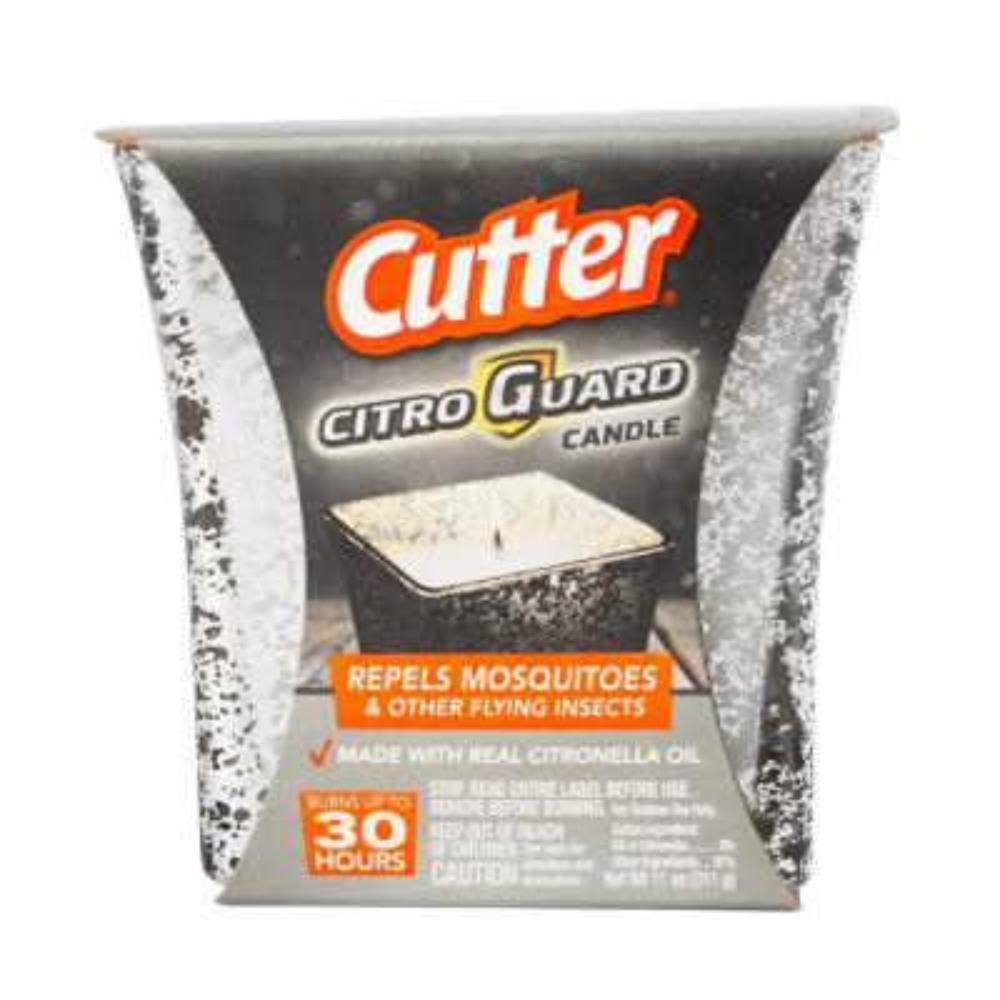 CitroGuard 11 oz Citronella Outdoor Mosquito Candle
