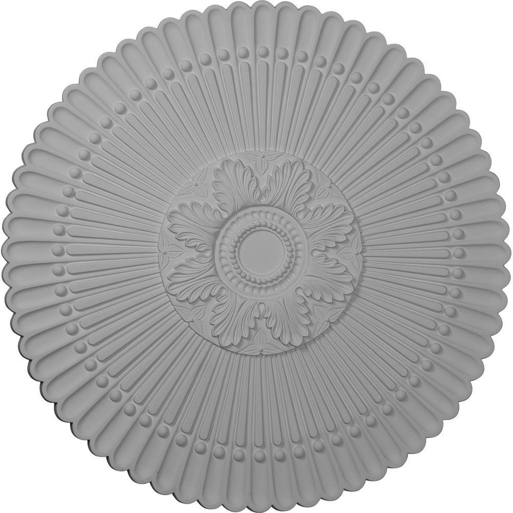 Ekena Millwork 30 in. Nexus Ceiling Medallion