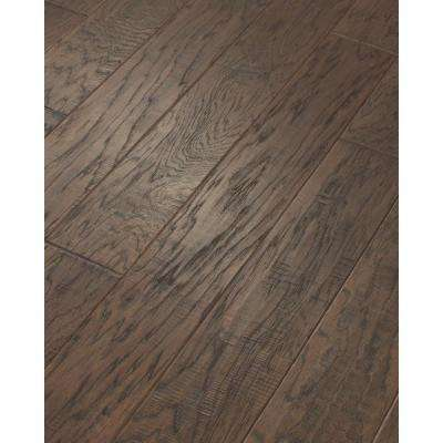 Canyon Hickory Heritage 3/8 in. T x 5 in. W x Varying Length Engineered Hardwood Flooring (23.66 sq. ft./case)