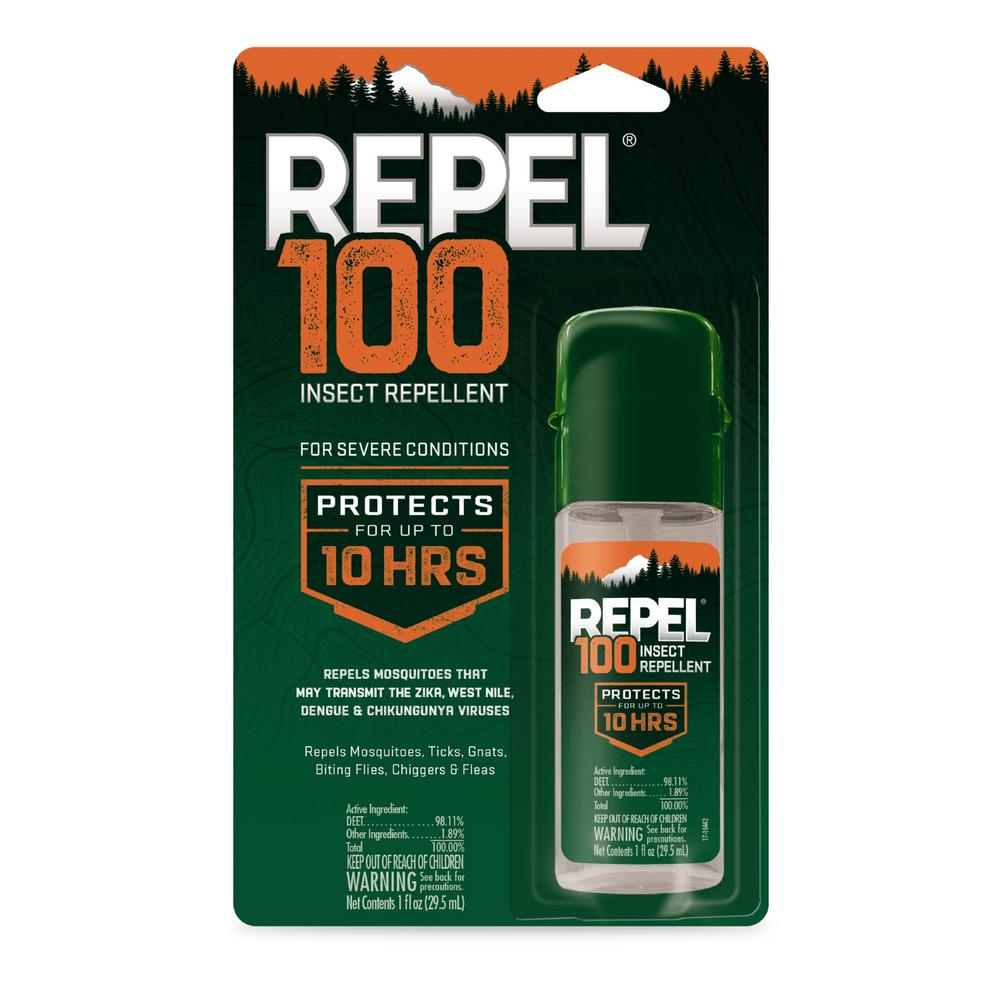 Repel 100 Insect Repellent 1 oz Pump Spray