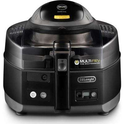 MultiFry Air Fryer and Multicooker (3.7lb) with Double Surround Cooking System - FH1163