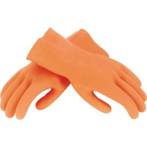 1 Size Fits Most Heavy Duty Latex Tile Grouting and Multipurpose Gloves (1-Pair)