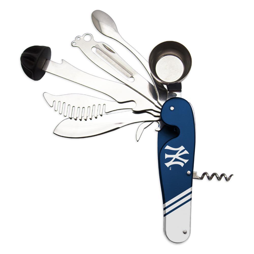 MLB New York Yankees Bartender Multi Tool