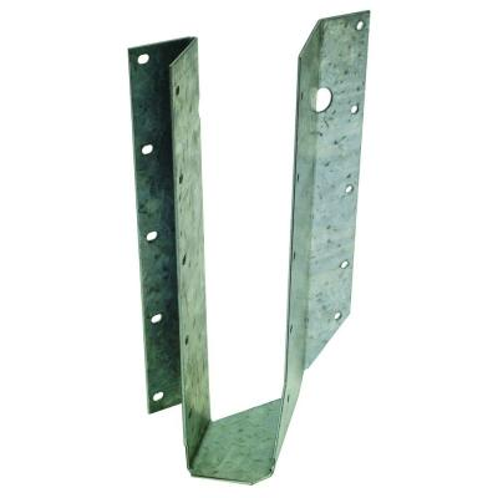 SUL ZMAX Galvanized Joist Hanger for 2x10 Nominal Lumber, Skewed Left