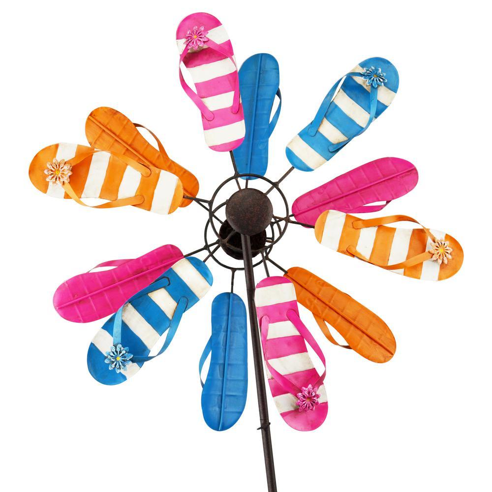 Garden Spinner Flip Flop Double