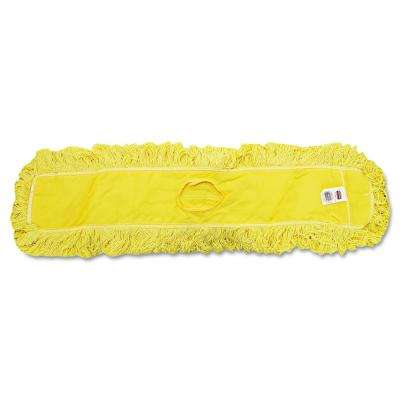 36 in. Trapper Looped End Dust Mop Pad