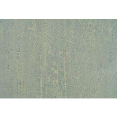 Pale Sage Cement Look Wallpaper