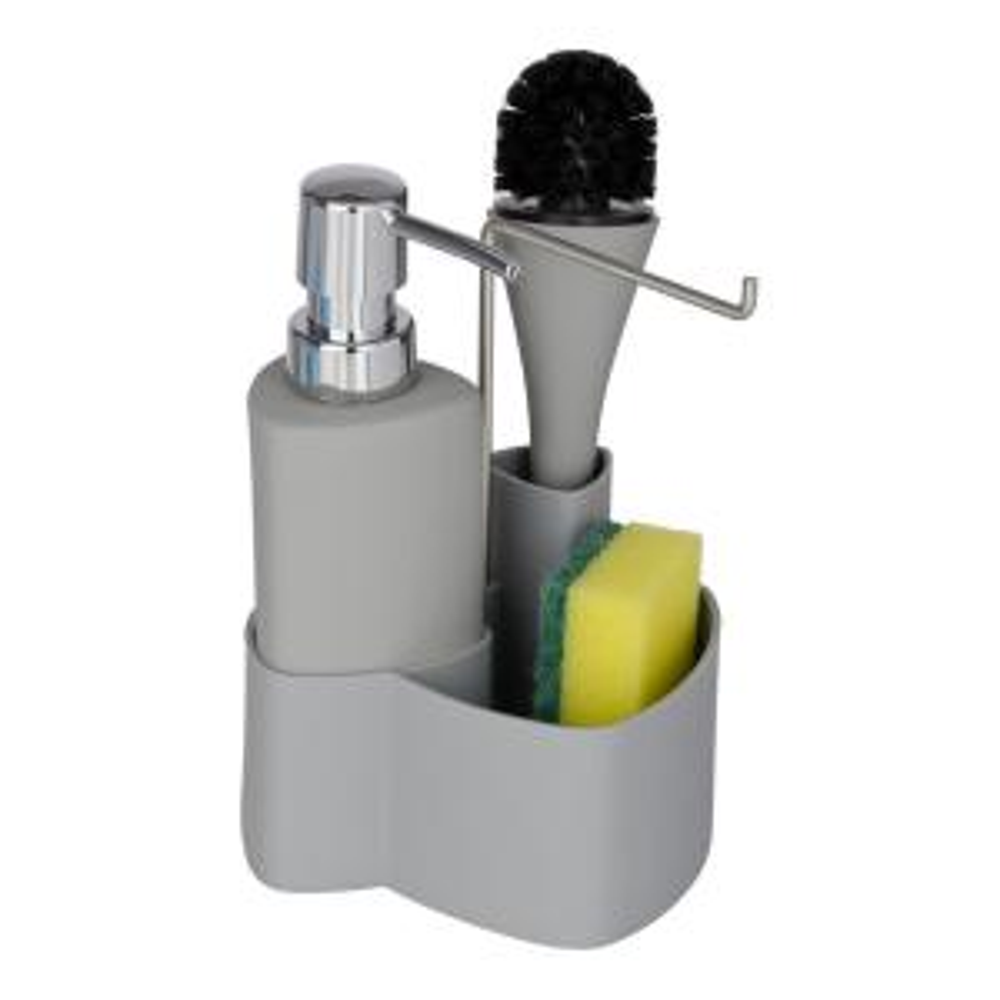 Empire Wash Up Set in Grey