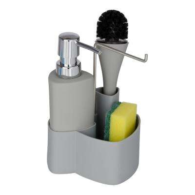 Empire Wash Up Set in Grey