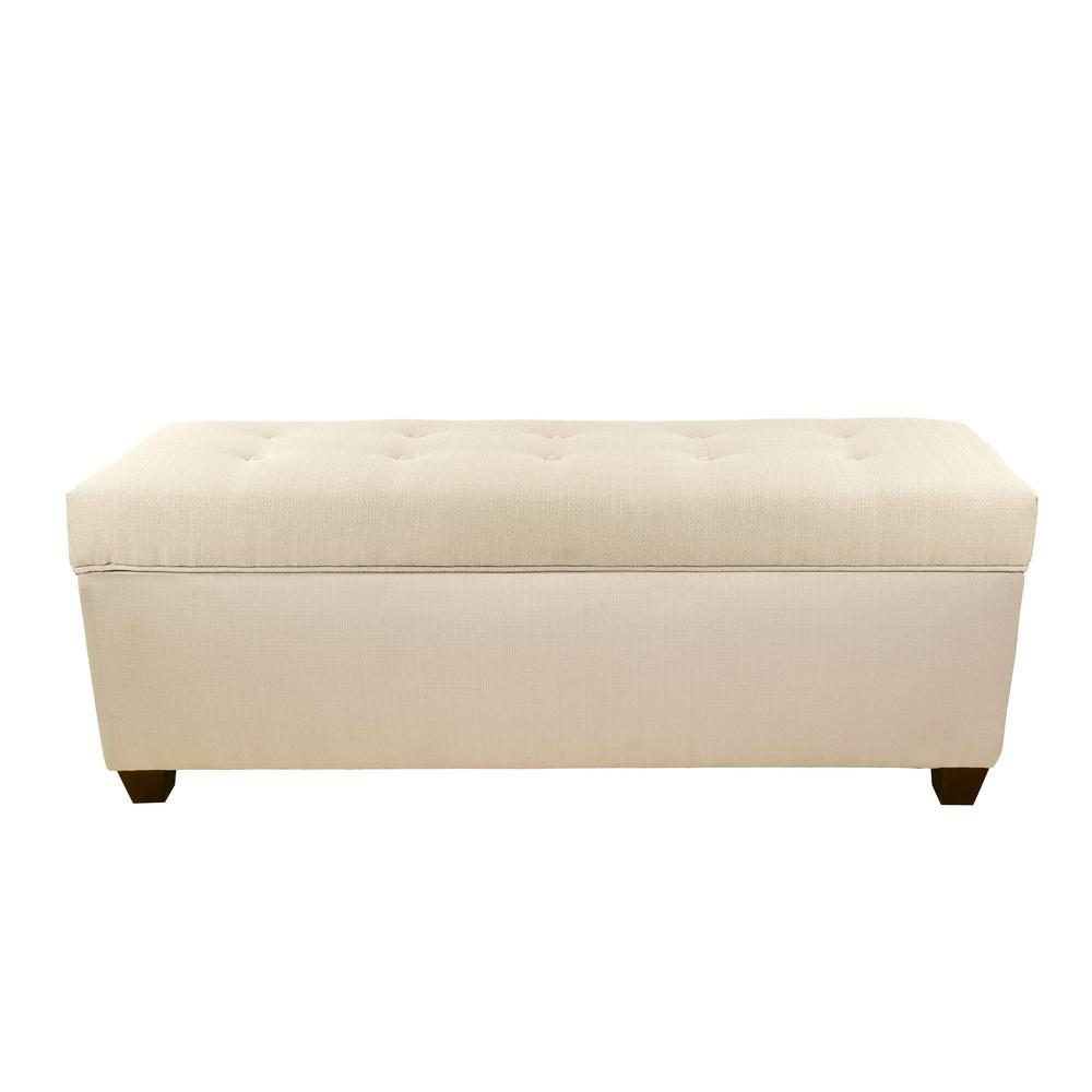 MJL Furniture Designs Sean HJM100-1 Beige 10 Button Tufted Upholstered Large