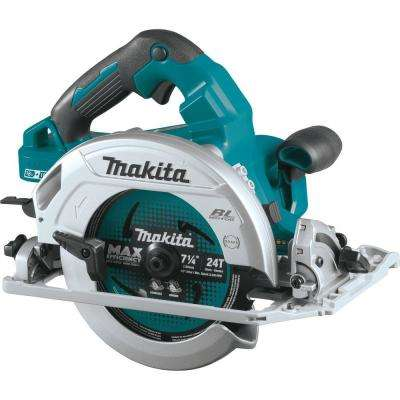 18-Volt X2 LXT Lithium-Ion (36-Volt) 7-1/4 in. Brushless Cordless Circular Saw Guide Rail Compatible Base (Tool-Only)