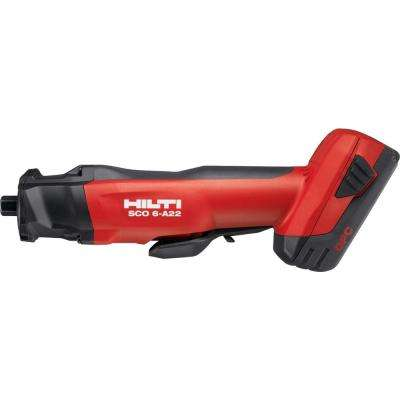 22-Volt Lithium-Ion Cordless SCO 6 Cut-Out Tool Kit