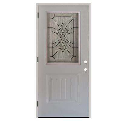 34 x 80 - Right-Hand/Outswing - Front Doors - Exterior Doors - The ...