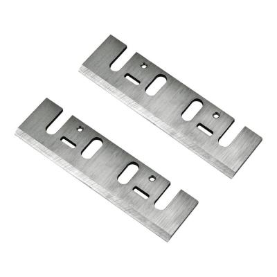 4-3/8 in. HSS Planer Blades for Makita 1912B / 1805B (Set of 2)