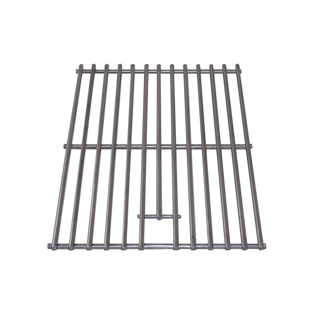 KitchenAid 15.07 in. x 10.81 in. Stainless Steel Cooking Grid Renew your KitchenAid gas grill with Stainless steel replacement cooking grates. Replacement grates for KitchenAid model 720-0891B. Freshen the look and performance of your cooking grates, to enhance the life span of your KitchenAid grill. Package consists of 1 Stainless Steel Cooking Grate.