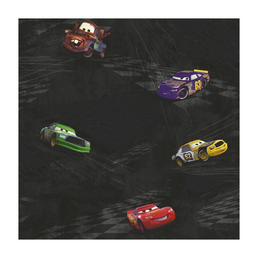 York Wallcoverings Cars Racing Wallpaper