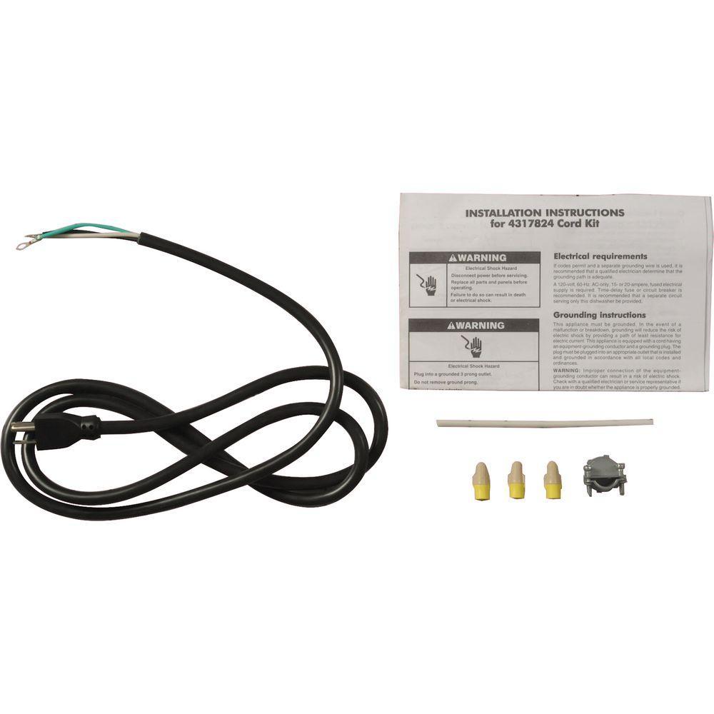 Power Cord Kit 4317825