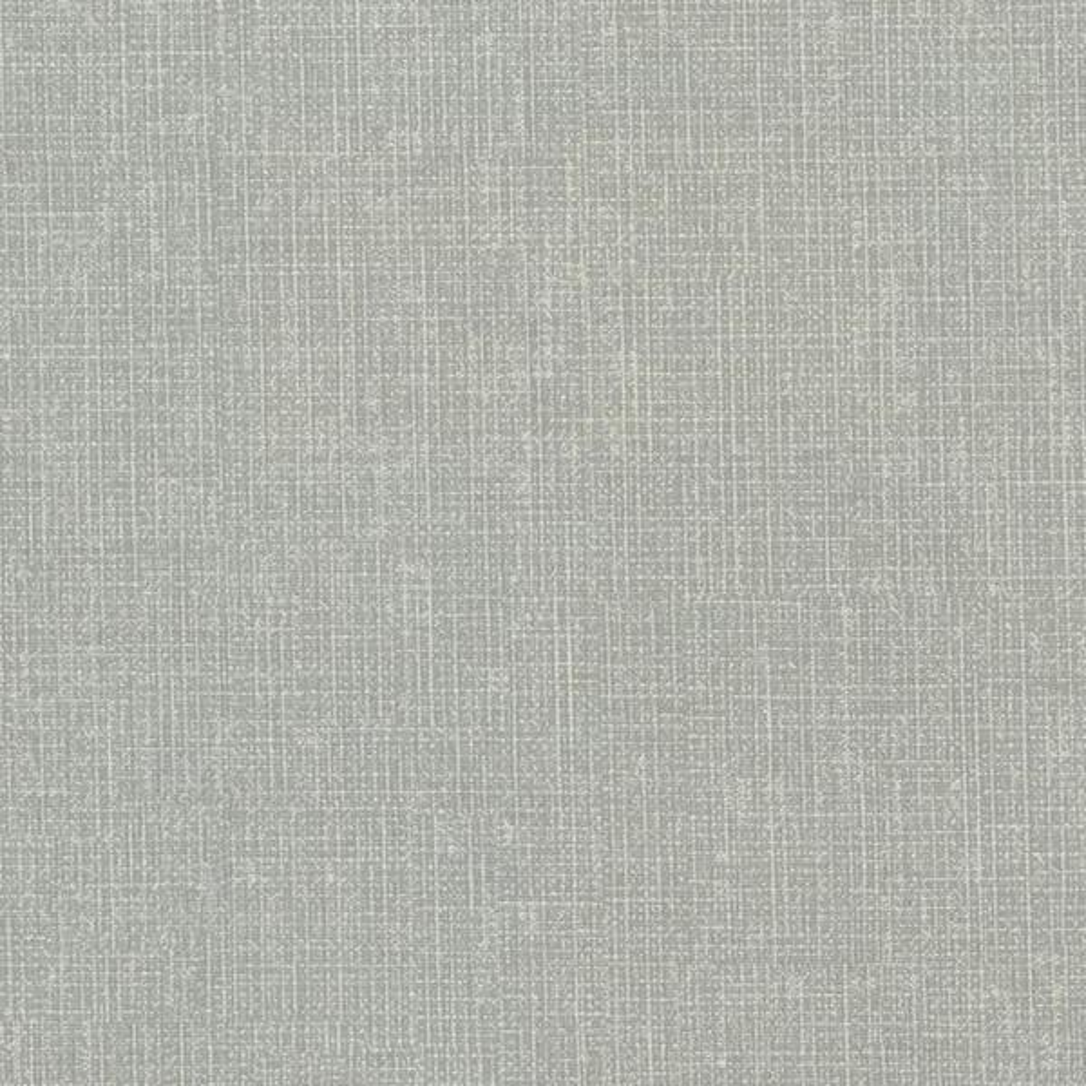 8 in. x 10 in. Arya Sage Fabric Texture Wallpaper Sample