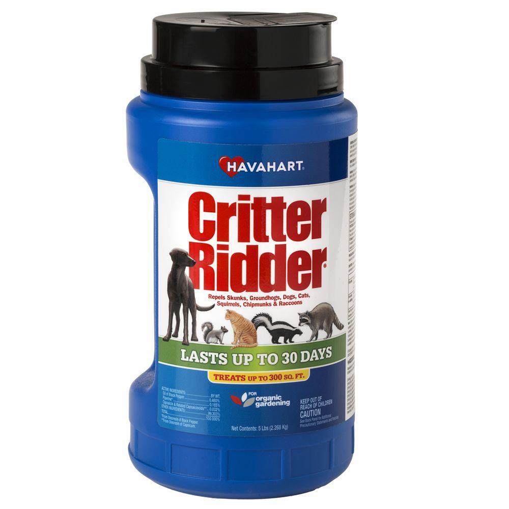5 lb. Critter Ridder Granular Shaker