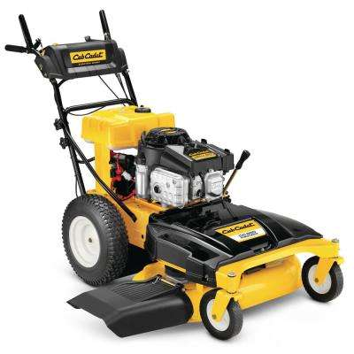 33 in. 382cc Wide-Cut Gas Self Propelled Walk Behind Lawn Mower with Electric Start