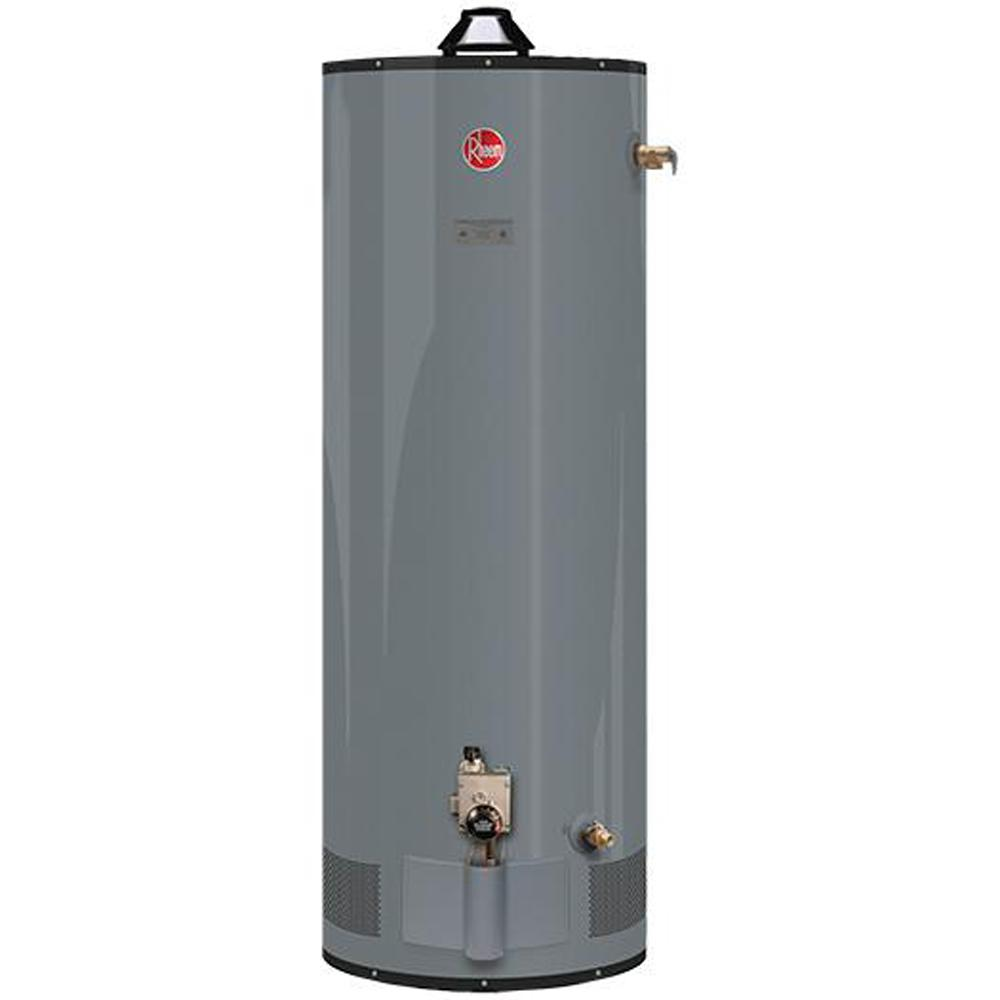 Commercial Medium Duty 100 Gal. 80K BTU Natural Gas Tank Water