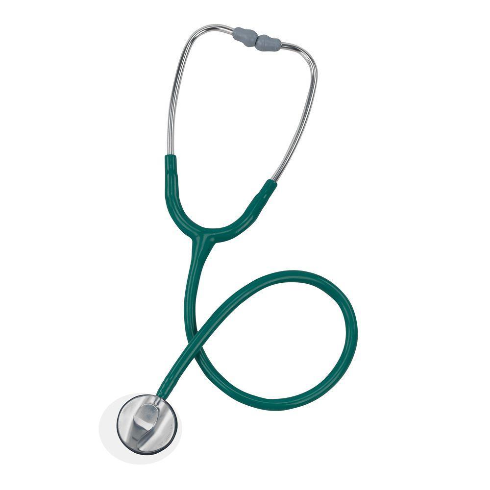 3M Master Classic II Stethoscope HunterGreen
