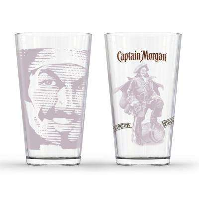 Tonal Pub Glass (Set of 2)