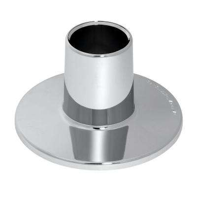 Escutcheon for Cadet Bath/Shower Faucet, Polished Chrome