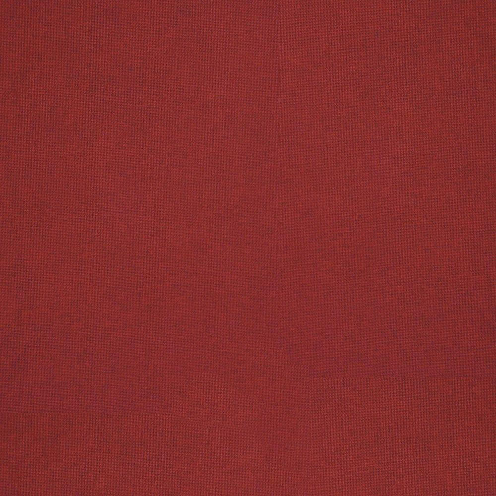 The Wallpaper Company 56 sq. ft. Red Linen Weave Wallpaper-DISCONTINUED