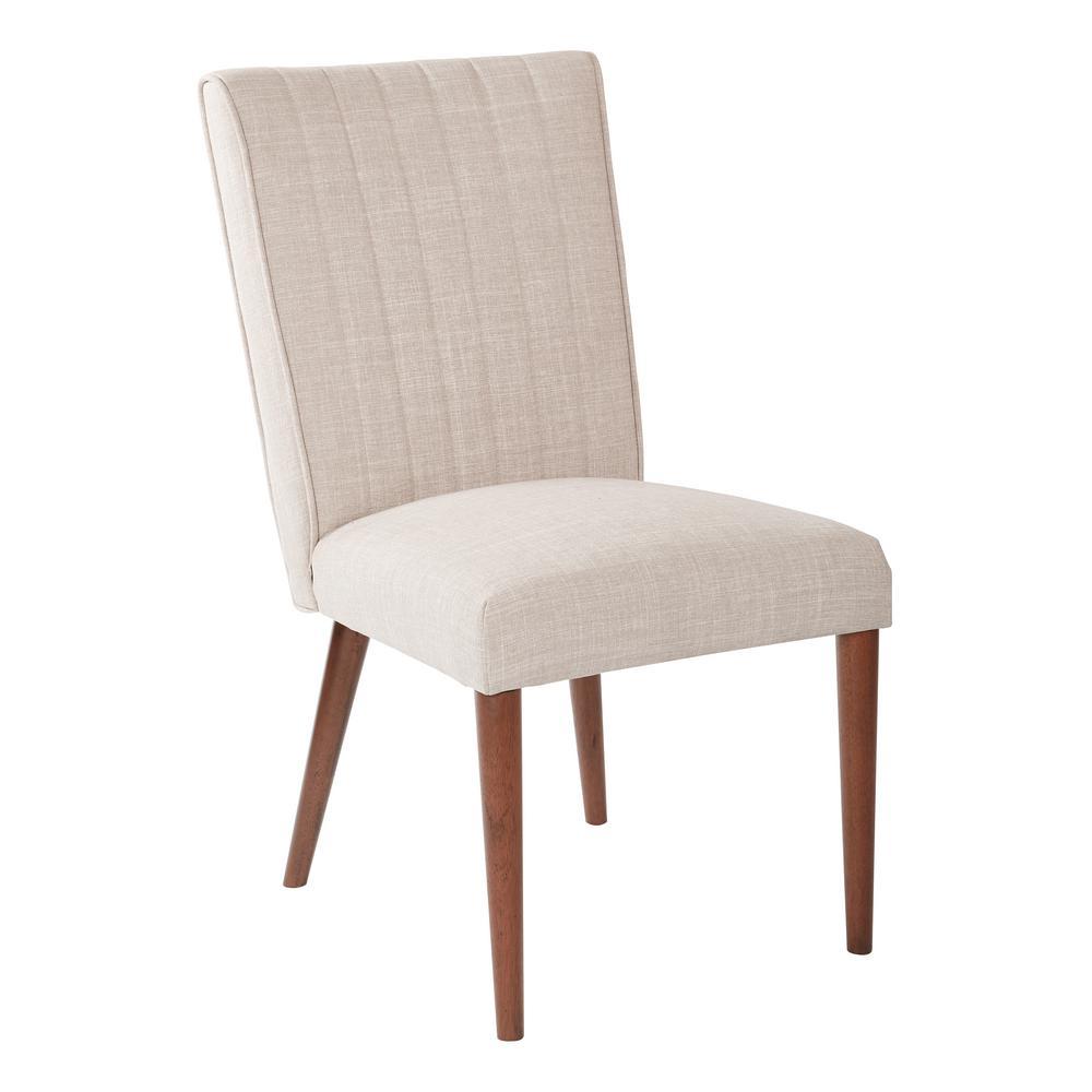 Caroline White Dining Chair