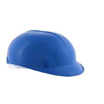 Blue Bump Cap with 4-Point Pin Lock Suspension