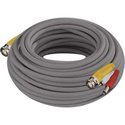 100 ft. BNC Video/Power Camera Extension Cable with Adapter and Audio