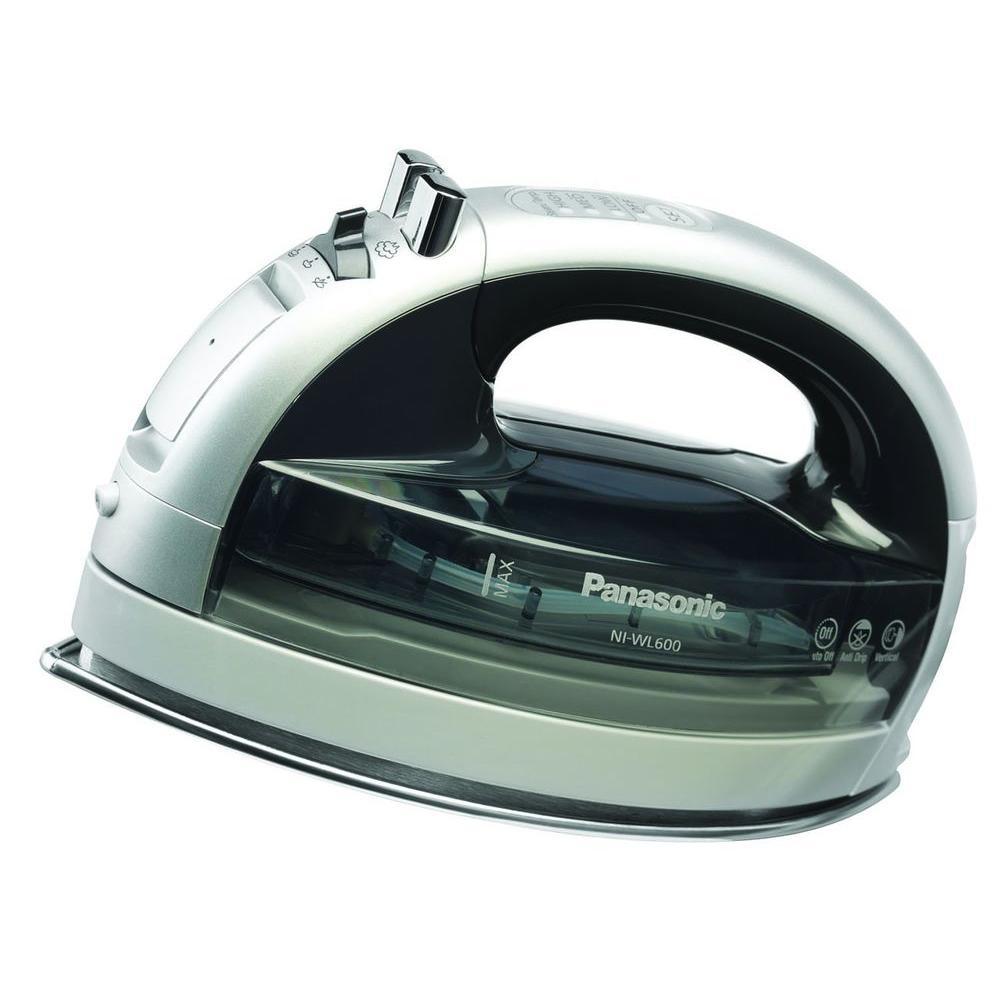 Panasonic Cordless Iron-DISCONTINUED
