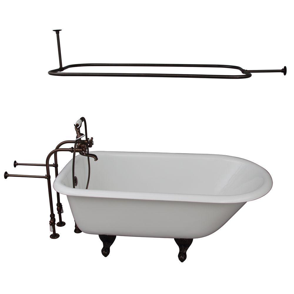 54 inch cast iron bathtub | Bathtubs | Compare Prices at Nextag
