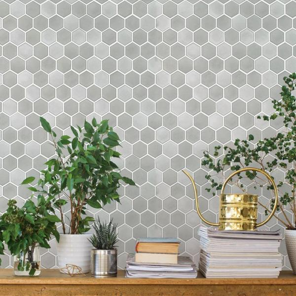 Contact White Glossy Wallpaper Self Adhesive Paper Home ...