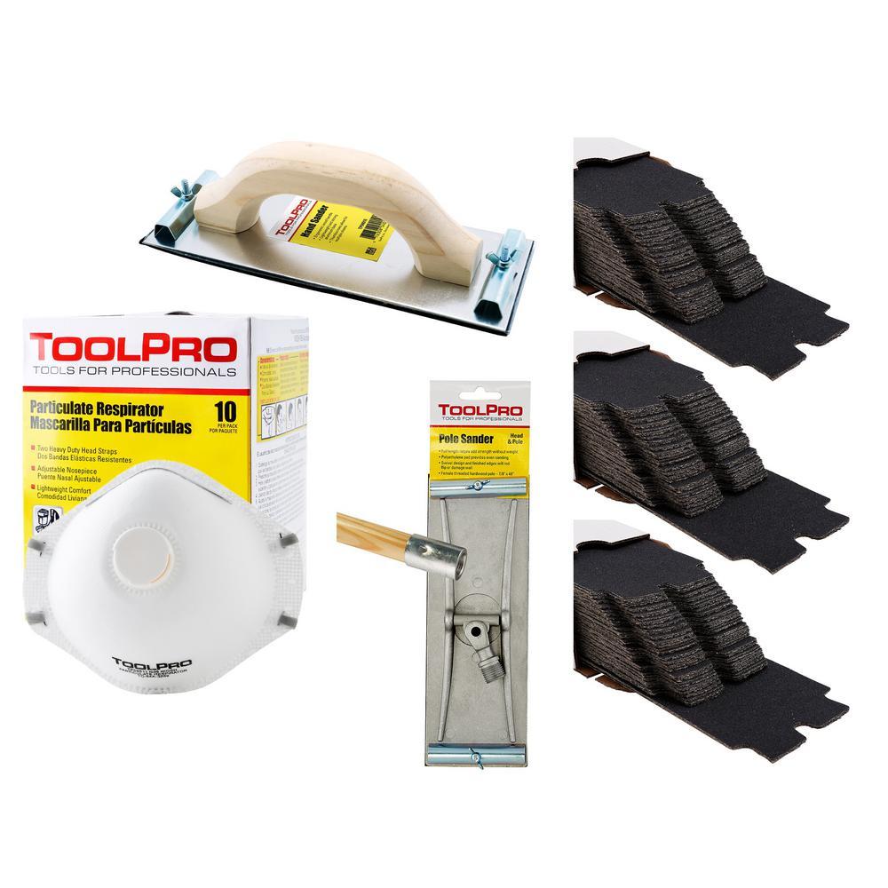 Pro Drywall Sanding Kit