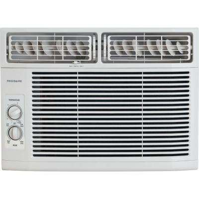 12,000 BTU 115-Volt Window-Mounted Mini-Compact Air Conditioner with Mechanical Controls