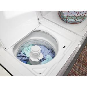 white amana electric dryers ned4655ew 44_300 amana 6 5 cu ft 240 volt white electric vented dryer with wrinkle