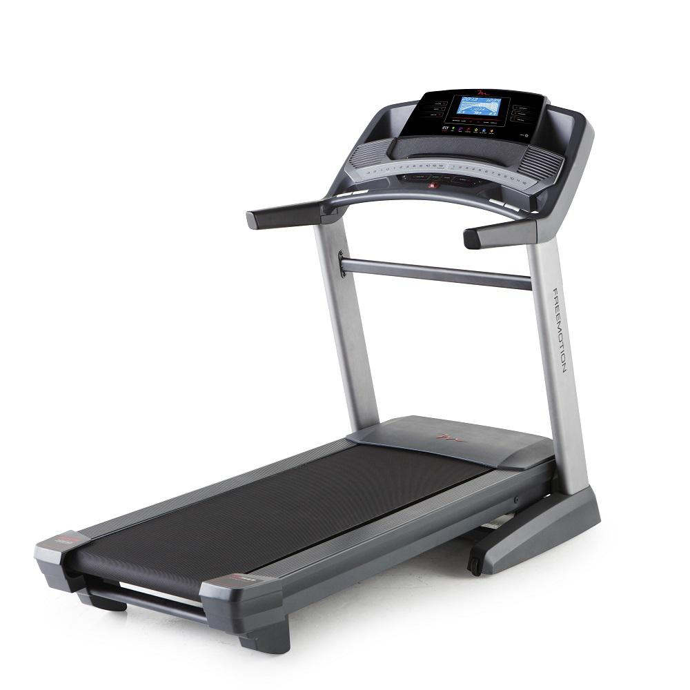Freemotion Incline Trainer Comparison Review: FREEMOTION 850 Treadmill-SFTL13513