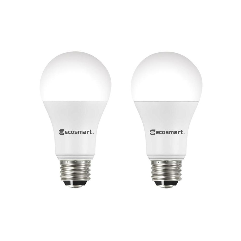 This Review Is From 40 60 100 Watt Equivalent A19 Energy Star 3 Way Led Light Bulb Daylight 2 Pack