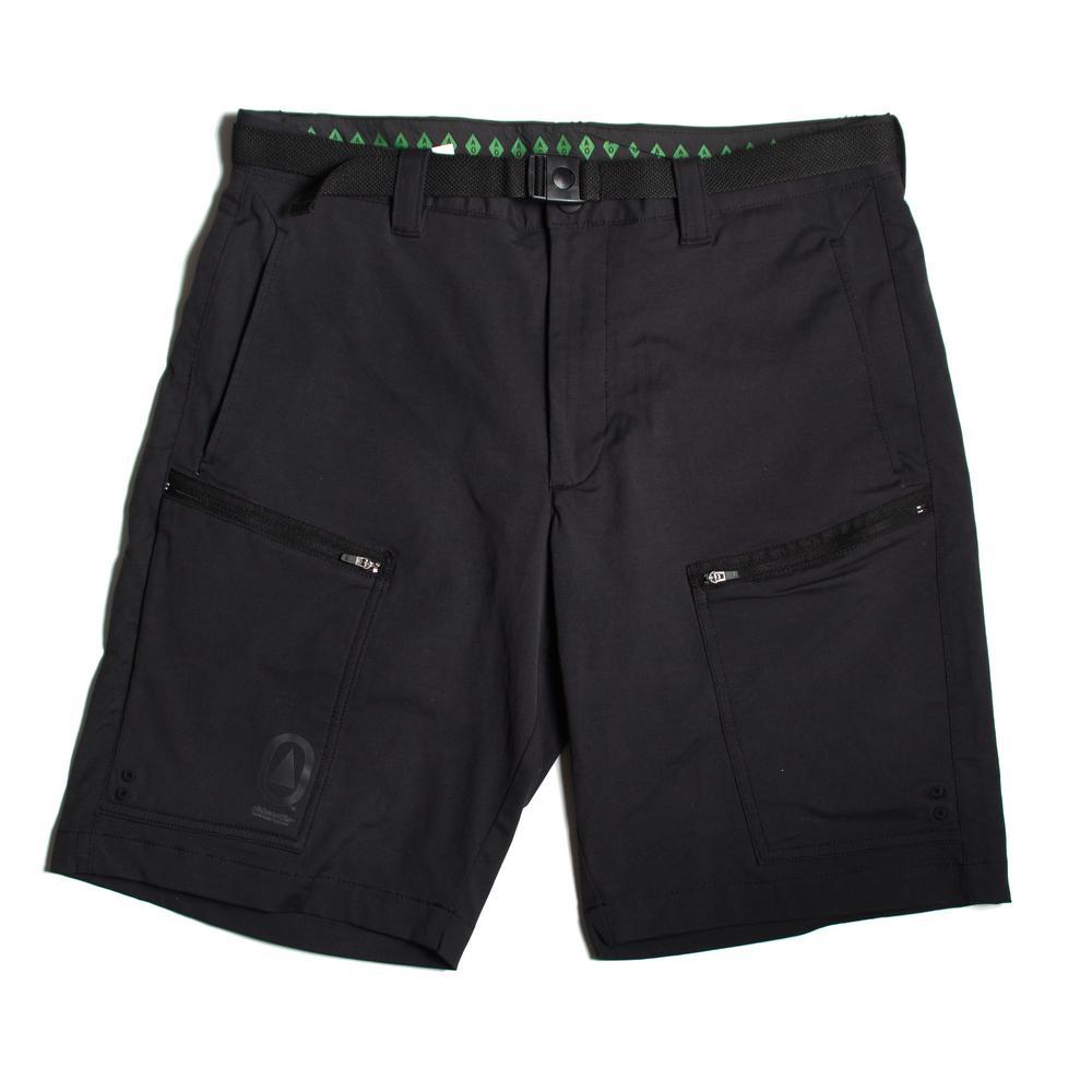 Enabler Men's 30 in. Jet Black Cargo Shorts