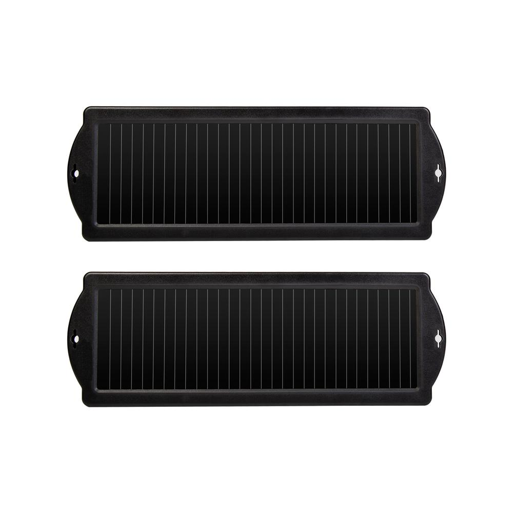 Sunforce 1.8 Solar Battery Maintainer (2-Pack)