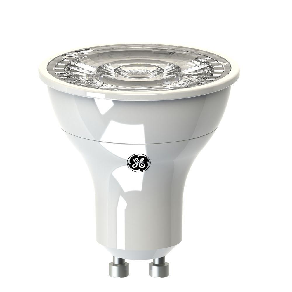 50-Watt Equivalent Reveal MR16 GU10 Dimmable LED Light Bulb